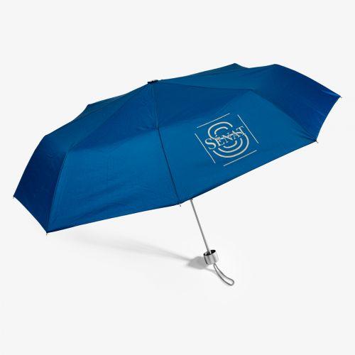 Parapluie bleu Guy de Jean/Sénat