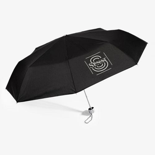 Parapluie noir Guy de Jean/Sénat